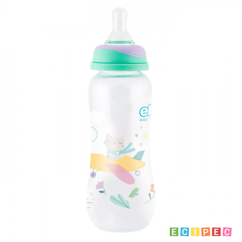ELFI Plastična flašica  - SUPER CLEAR - fun in the park (250 ml)