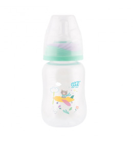 ELFI Plastična flašica  - SUPER CLEAR - FUN IN THE PARK (125 ml)